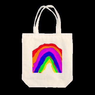 ミデリスのにじ(長男) Tote bags
