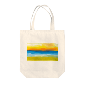 APLYのStories by beach - Kamala Tote bags