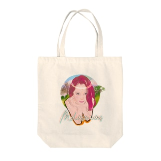 Melissa Wins Tote bags