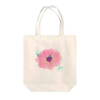 百日草 Tote bags