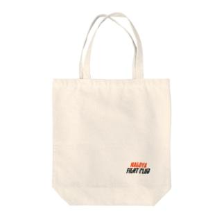 名古屋ファイトクラブ Tote bags