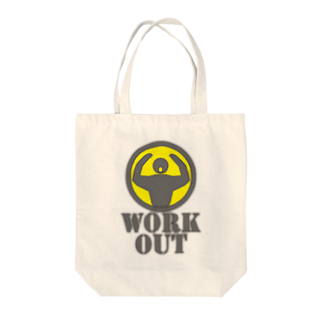 AURA_HYSTERICAのWorkout Tote bags