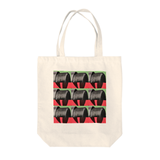 seaciderのWAREHOUSE Tote bags