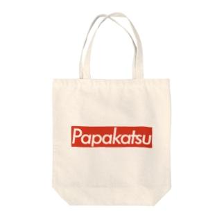 パパ活グッズ Tote bags