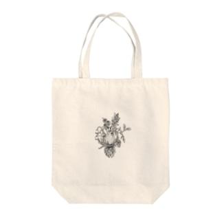Blooming Tote bags