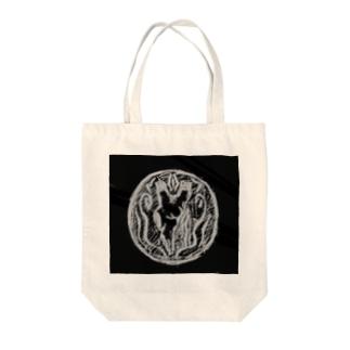 魔王様エンブレムシリーズ Tote bags