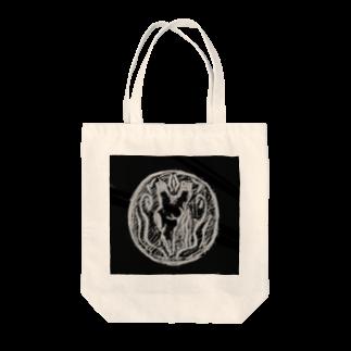 Kz2の魔王様エンブレムシリーズ Tote bags