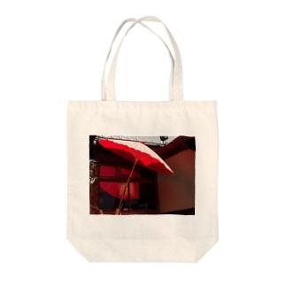 番傘 トートバッグ