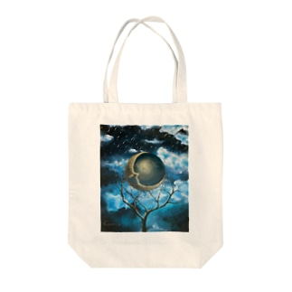 Be the light Tote bags