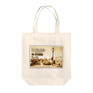 スペイン:コルドバのグアダルキビール川★白地の製品だけご利用ください!! Spain: Guadalquivir at Córdoba★Recommend for white base products only !! Tote bags