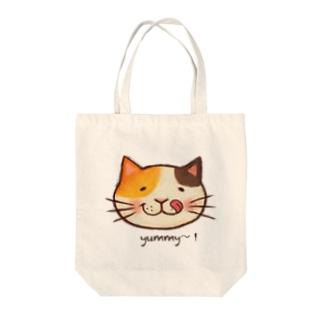 三毛ちゃんトートバッグ Tote bags