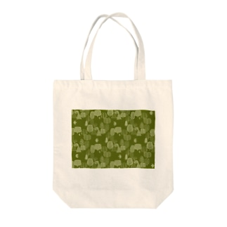 森とトリA Tote bags