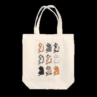 香山のヘソ天猫 Tote bags