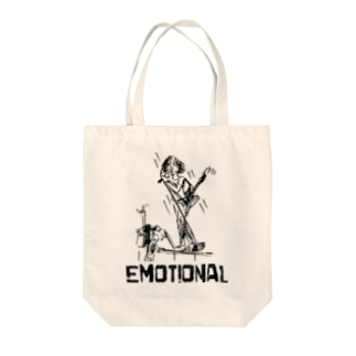 Emotional Tote bags