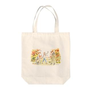 秋の気配 Tote bags