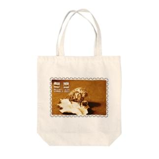 日本の昆虫:蝉退★白地の製品だけご利用ください!! Japanese insects: Cicada's shell★Recommend for white base products only !! Tote bags