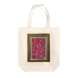 欲求シリーズ Tote bags