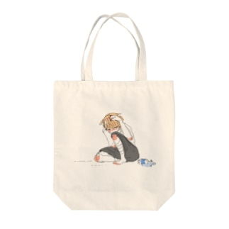 outo Tote bags