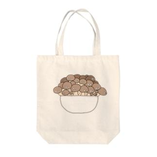 つかさのもっさりきのこ Tote Bag