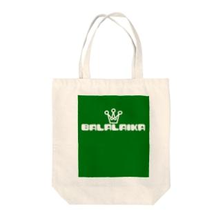 バラライカ-pop Tote bags