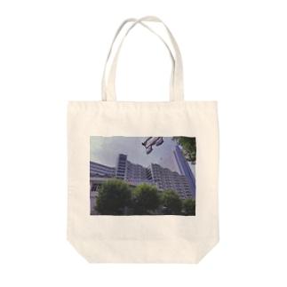 港区民トートバッグ Tote bags