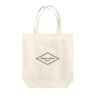 Bloom Coffee Okinawa Tote bags