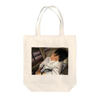 すやすやゆうた Tote bags