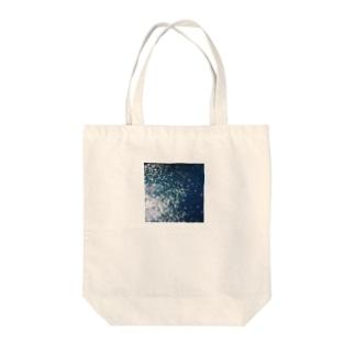 海 写真トート Tote bags