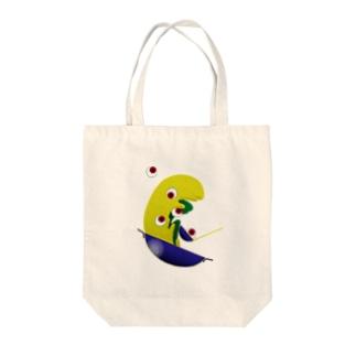 五目炒飯 Tote bags