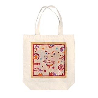 jewel_cat Tote bags