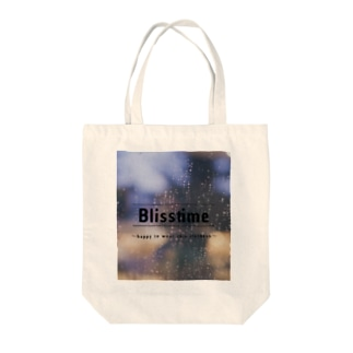 Bliss time Tote bags