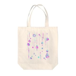 ゆめかわ雨粒 Tote Bag