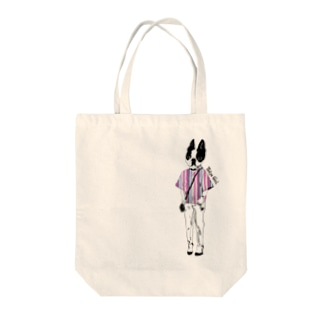 rin04 Tote bags