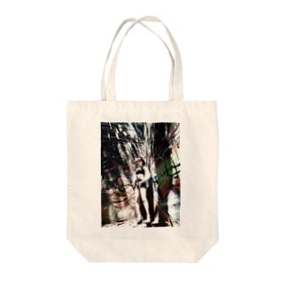 TSUBASA Tote bags