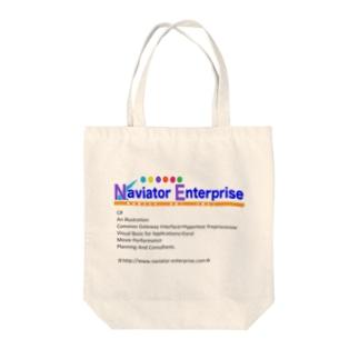 NaviatorEnterprise.Incグッズ Tote bags