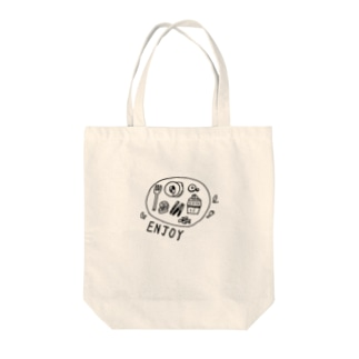 sweets-dream Tote bags