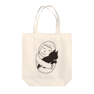 Kinniesのキニトート(ロゴB)-トートバッグ Tote bags