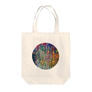 ジュウリョク Tote bags