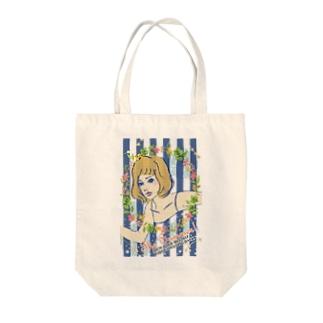 夏子 Tote bags
