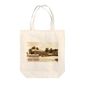 FUCHSGOLDの日本の城:甲府城(舞鶴城) Japanese castle: Kofu castle ( Maizuru castle)  Tote bags