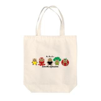 株式会社猫 まじお店長の弁当シリーズLINEver Tote bags