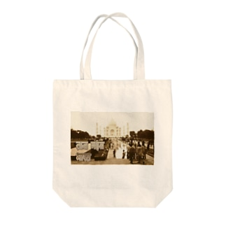 インド:タージ・マハル India:Taj Mahal Tote bags