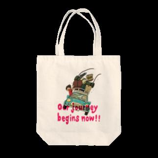 ハナモリSHOP∞SUZURIの旅 Tote bags