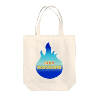 The Soul Survivors Soul & Fire Tote bags