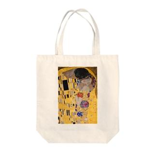 グスタフ・クリムト『 接吻(The Kiss) 』3 Tote bags