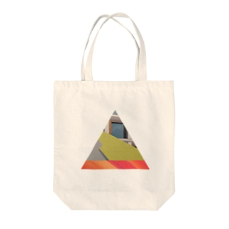 SOFT PYRAMID Tote bags