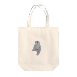 こはちゃん Tote bags