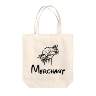 商人(Merchant) Tote bags