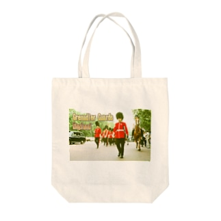 イギリス:近衛歩兵連隊 England: Grenadier Guards Tote bags