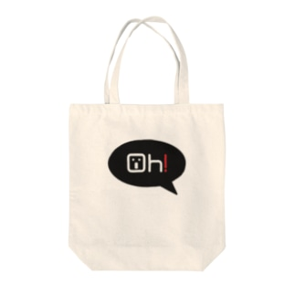 『Oh!-side』 Tote bags